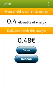 Energy Meter Reader