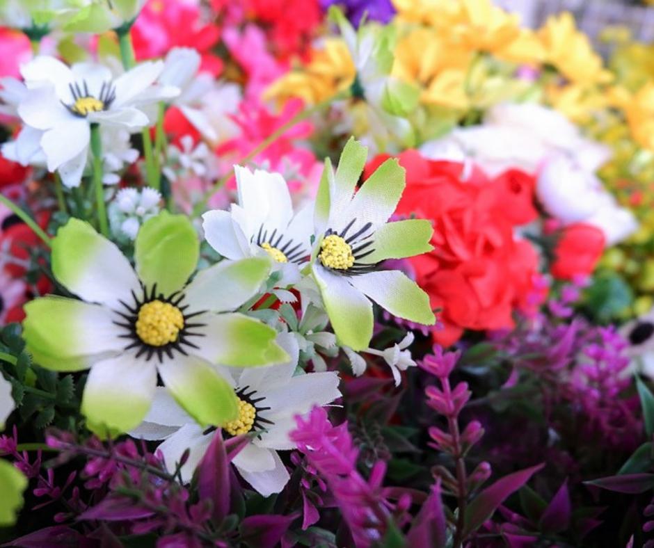 Штучні квіти – отрута для довкілля і людей