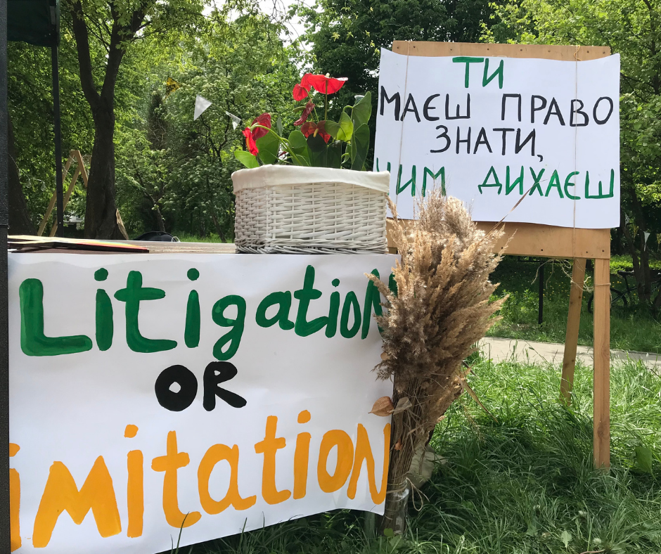 NGO Ecoclub defended the right to criticize Kronospan in the Supreme Court