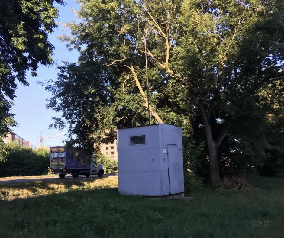 Що таке пост моніторингу якості повітря і для чого він потрібен місту?